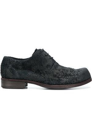INDIVIDUAL SENTIMENTS Textured derby shoes