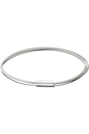 Le Gramme Le 11 grammes tripel kabel-armbånd
