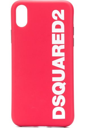 Dsquared2 IPhone X cover med logo