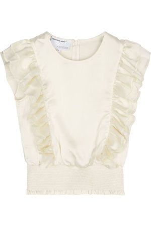 Designers Remix Top - Lauren - Creme
