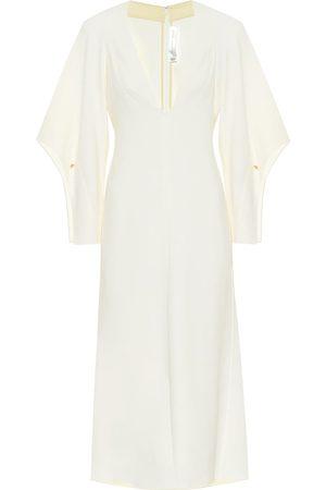 Victoria Beckham Kvinder Midikjoler - Stretch-cady midi dress