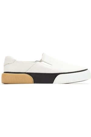 OSKLEN Slip-on sneakers i læder