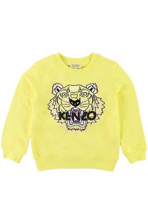 Kenzo Sweatshirts - Sweatshirt - Lemon m. Tiger