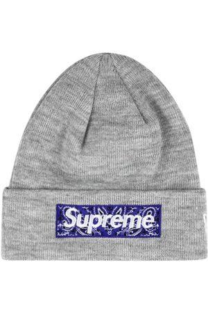Supreme X New Era hue med bandana-logo