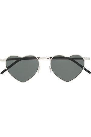 Saint Laurent Hjerteformede solbriller