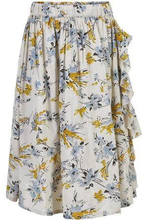 Creamie Skirt Flowers Dobby (821357)