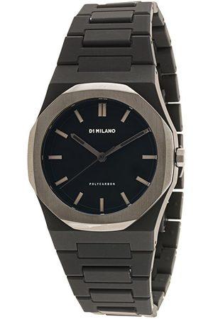 D1 MILANO Unisex-armbåndsur i polykarbonat