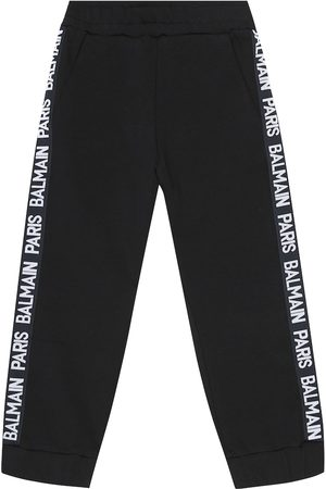 Balmain Piger Bukser - Cotton trackpants