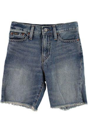 Ralph Lauren Shorts - Polo Shorts - Denimblå