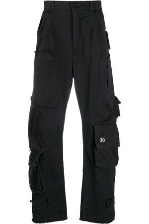 DUO Cargo-bukser med lige ben