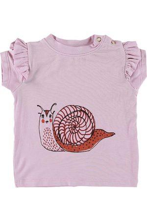 Soft Gallery T-shirt - Sif - Snailey - Dawn