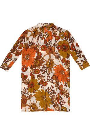 DODO BAR OR Floral cotton kaftan