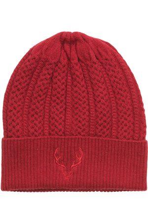 Kari Traa Ygre Beanie Accessories Headwear Beanies Rød
