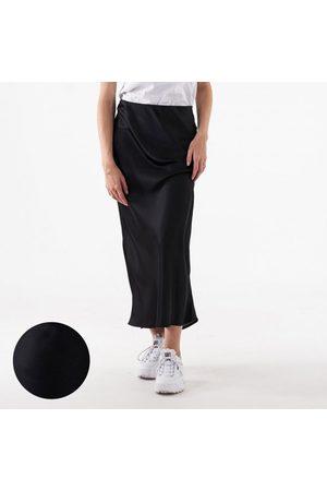 Pure friday Pursarah satin skirt