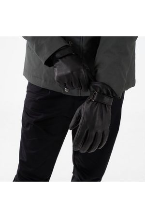 Black rebel Leather gloves