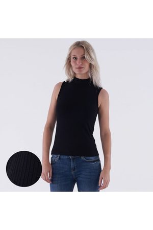 NA-KD Turtle neck sleeveless top