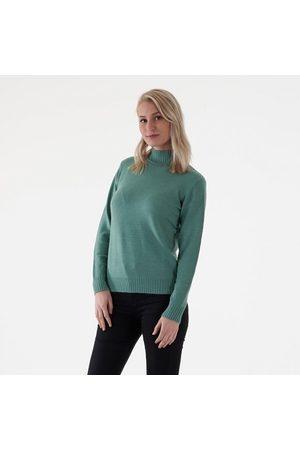 Vila Viril l/s turtleneck knit top