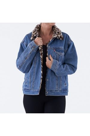 Levi's Oversize rew fur jacket