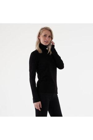 Vila Vibolonia knit ls rollneck top
