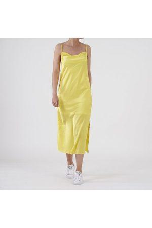 Pieces Pcmarikka midi slip dress