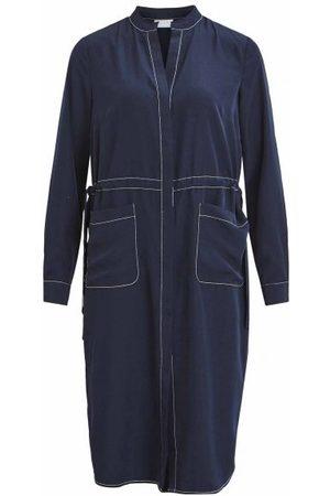 Vila Visinel l/s shirt dress
