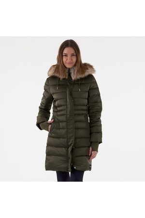 Calvin Klein Mid weight down long parka