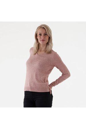 Vila Viril l/s v-neck knit top