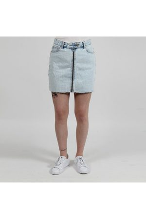 Dr Denim Dillon denim skirt