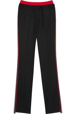 Burberry Double-waist track pants