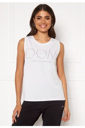 Drop Of Mindfulness McKenzie Top White S