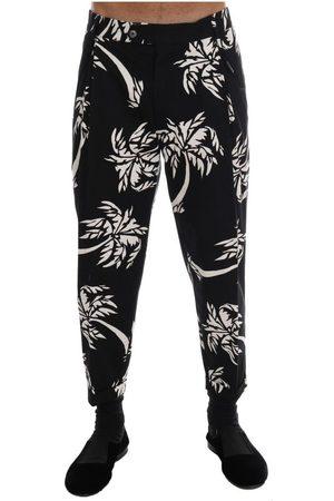Dolce & Gabbana Mænd Habitbukser - Tree Stretch Pants