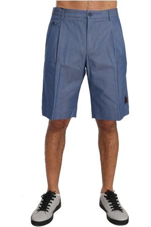 Dolce & Gabbana Crown Chinos Knees High Shorts