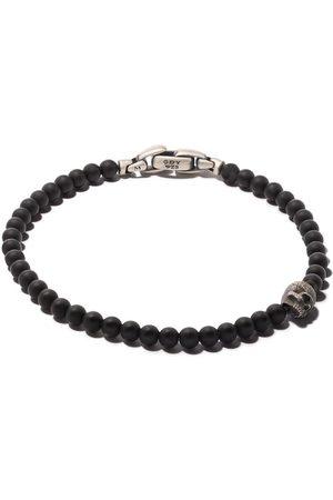 David Yurman Armbånd med spirituelle-perler og dødningehoved