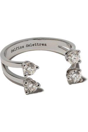 DELFINA DELETTREZ Dots-diamantring