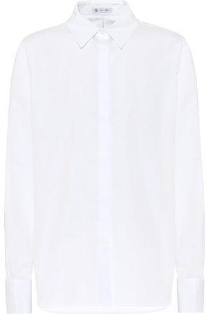 Loro Piana Cotton-poplin shirt