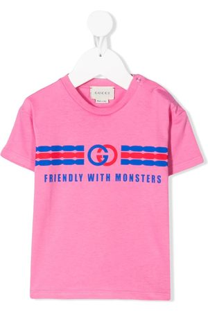 Gucci Interlocking G print T-shirt