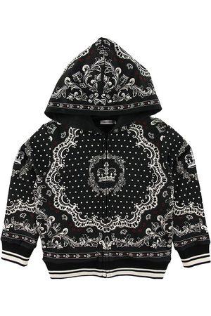 Dolce & Gabbana Cardigan m. Hætte - /