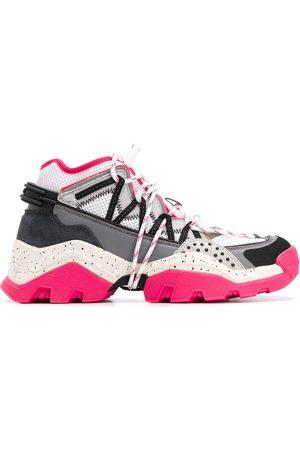 Kenzo Kvinder Sneakers - Inka suede panel sneakers