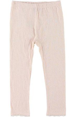 EN FANT Leggings & Treggings - Leggings - Champagne m. Blonde