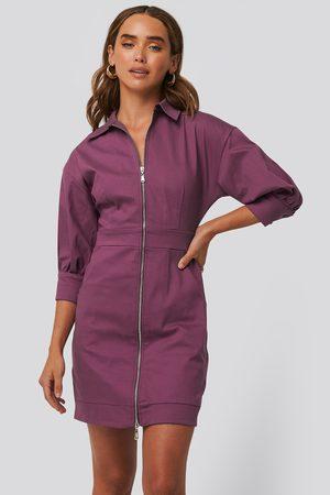 Trendyol Kvinder Festkjoler - Zipper Mini Dress