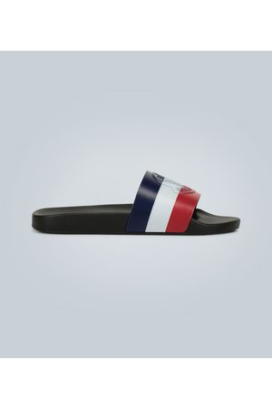 Moncler Basile slide sandal