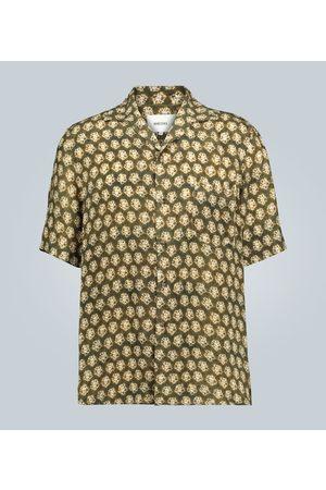 Nanushka Kvinder Toppe - Tie-dye print shirt