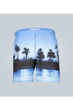 Orlebar Brown Kvinder Badeshorts - Shore Is mid-length swim shorts