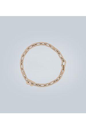 Balenciaga Mænd Halskæder - B Chain thin necklace