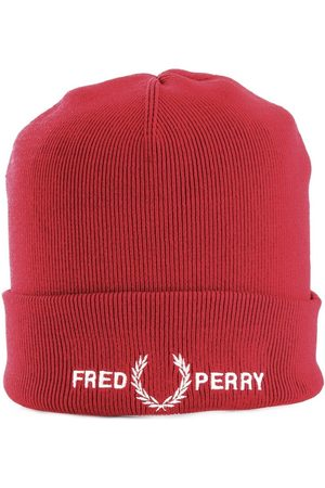 Fred Perry C7141 Cap Men RED