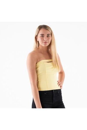 NA-KD Cut out bandeau top