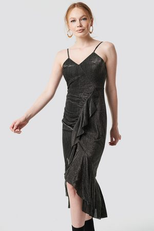 Trendyol Luminous Midi Dress