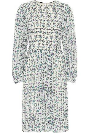 Isabel Marant, Étoile Kvinder Mønstrede kjoler - Eulie printed midi dress