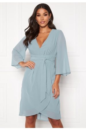 Vila Micada 3/4 Sleeve Dress Ashley Blue 40