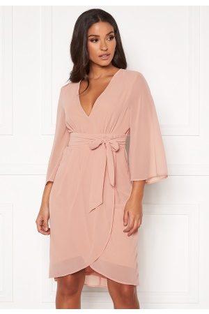 Vila Micada 3/4 Sleeve Dress Pale Mauve 36